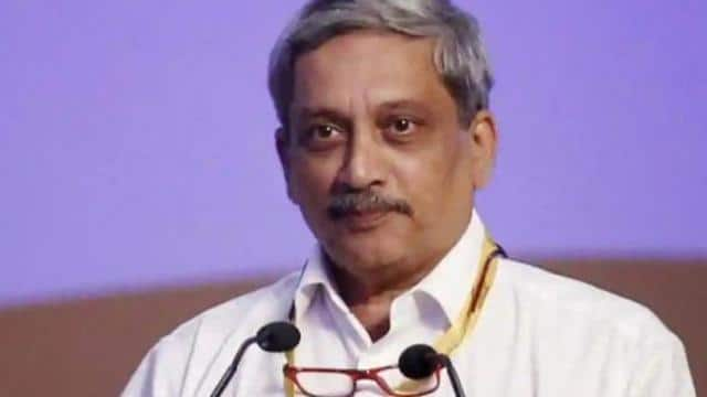 manohar parrikar photo ht