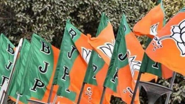 bjp leader break relation with his son as he got ticket from congress