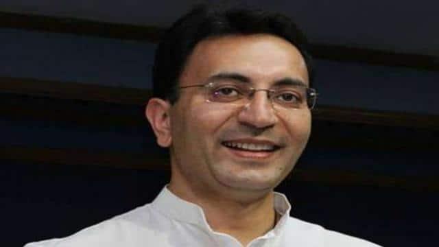 jitin prasad  congress leader
