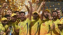 chennai super kings  pti