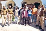 भगतपुर बवाल में 50 पर मुकदमा, पांच गिरफ्तार