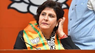 loksabha election 2019  para-athlete deepa malik joins bharatiya janata party