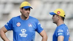 stephen fleming and ms dhoni