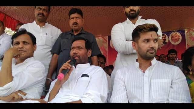 ram vilas paswan said in jamui that prime minister modi will start election campaigning from jamui i