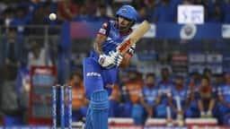 Hindustan Hindi News: Live IPL2019 DCvsCSK: दिल्ली कैपिटल्स का छठा विकेट गिरा, धवन आउट