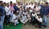 किच्छा क्रिकेट लीग पर नगला का कब्जा