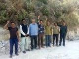 असों के ग्रामीणों ने पानी के लिए प्रदर्शन किया