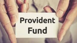 do not withdraw money from provident fund when leaving job