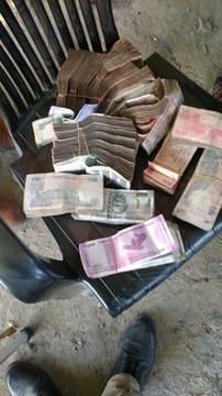 बादशाहनगर चौराहे पर उड़नदस्ते ने पकड़ा 1.39 लाख रुपया