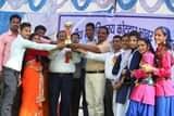 डिग्री कालेज भाबर में छात्रों को बांटे पुरस्कार