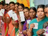 the congress increased its seats from 58 to 114 with an increase in vote share which was almost equa
