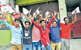 जिले में 78 फीसदी से अधिक परीक्षार्थी सफल