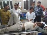 खेत पर गए युवक को मारी गोली, अस्पताल में भर्ती