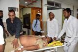 पुलिस मुठभेड़ में शूटर 'प्रोफेसर गिरफ्तार, 'रावण फरार