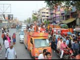 lok sabha elections 2019  sushil modi did road show in bhagalpur and asked vote for nda candidate