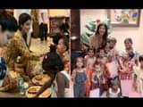 shilpa shetty organized kanya bhoj