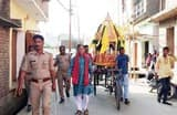 बीसलपुर में धूमधाम से निकाली गई रामनवमी शोभायात्रा