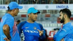 ravi shastri  ms dhoni and virat kohli
