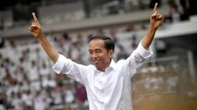 indonesian president joko widodo   twitter photo