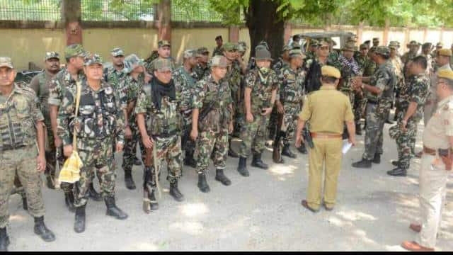 security personal at bhagalpur