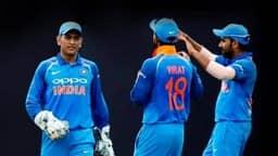 2019 WC: विराट कोहली ने बताया टीम इंडिया में क्या है धौनी का रोल
