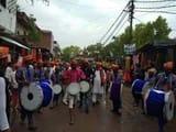 शोभायात्रा निकालकर मनाई महावीर जयंती