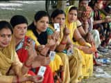 voters on que file pic