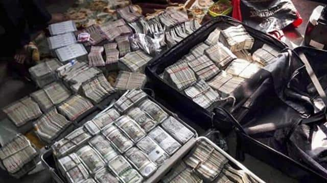 lok sabha elections 2019  cash seized from bjp candidate   s car in odisha    representative image  pt