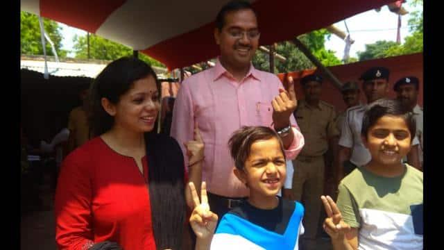 voting in bhagalpur for lok sabha election 2019