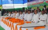 जुमले की सरकार से निजात दिलाने के लिए आकाश को जिताएं:रघुवंश