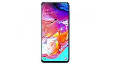 samsung galaxy a70 is equipped with great features