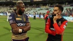 KKR vs RCB: जानिए मैच के बाद आंद्रे रसेल किस बात को लेकर भड़के