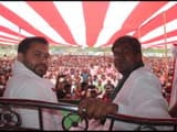 tejaswi yadav attack on central and bihar government during election campaign at khagaria