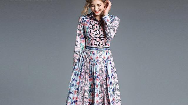 macsi dress in summer for lady