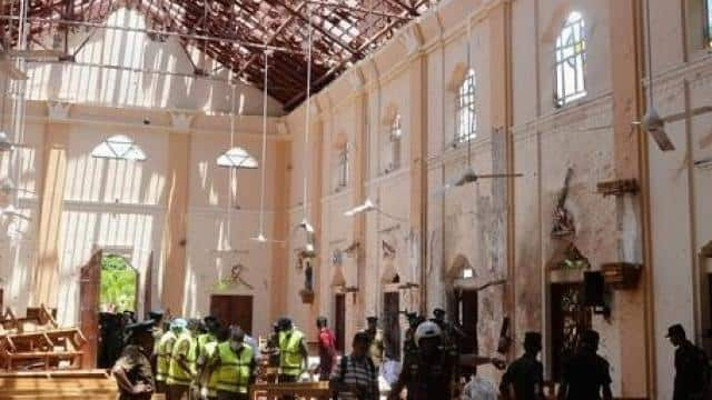 serial blast in sri lanka colombo   reuters photo