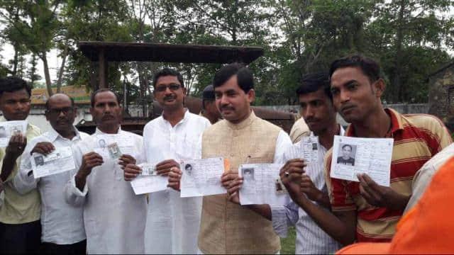lok sabha elections 2019  polling start in supaul
