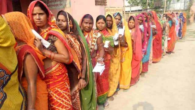 voting in khagaria