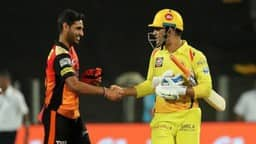 bhuvneshwar kumar and ms dhoni  photo credit  bcci