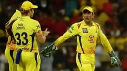 shane watson and ms dhoni