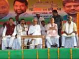 cm nitish at election campaign at lakhisarai