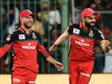 ab de villiers and virat kohli  photo credit  pti