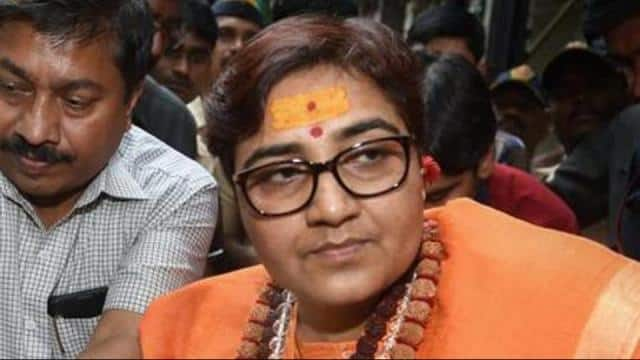 pragya thakur is contesting against congress candidate and former chief minister digvijaya singh  bh