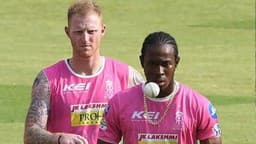 ben stokes and jofra archerc