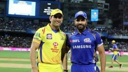 ms dhoni and rohit sharma