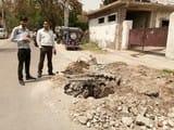 जल संस्थान ने शुरू की क्षतिग्रस्त लाइनों की मरम्मत