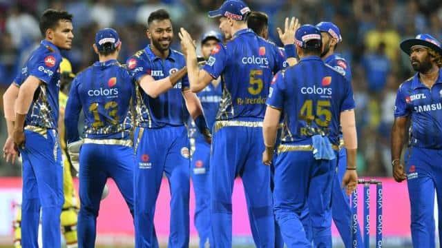kolkata knight riders vs mumbai indians team afp
