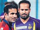 irfan and yusuf pathan  afp