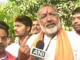 bjp candidate giriraj singh is among the   nda leaders whose fate will be decided in the fourth phase