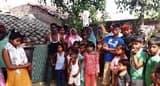 फरीदपुर में शराबी पति ने फरसे से महिला का हाथ काट डाला
