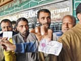 kashmiri voters ani file photo